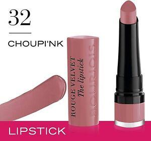 BOURJOIS Rouge Velvet The Lipstick Matte  032  Choupi'nk