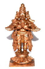 Lord Garuda – The Vahana Of Lord Vishnu In Pure Copper