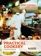 Practical Cookery by David Foskett, John Campbell (Mixed media product, 2008)