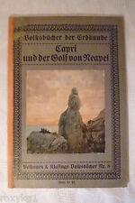Volksbücher der Erdkunde: Capri und der Golf von Neapel, Nr. 8, ca. 1913