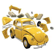 AIRFIX Quickbuild VW BEETLE jaune J6023 Modèle De Voiture Kit