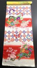 Tira de tela kimono bordado - fabricado en Japón