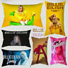 Billie Eilish Pillowcase Peach Skin Pillowcover Home Decor Sofa Cushion Cover
