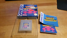Space Invaders Gameboy OVP CIB Boxed