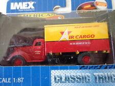 Imex 1:87 Scale Die Cast Air Cargo Box Truck