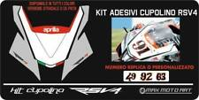 ADESIVI stickers MOTO KIT CUPOLINO per Aprilia RSV4 RSV 4
