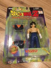 IRWIN Dragon Ball Z The Saga Continues Figure Series 4 VEGITO Rare Fusion Goku