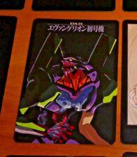 NEON GENESIS EVANGELION CARDDASS CARD REG CARTE NO. 30 MADE IN JAPAN 1996 **