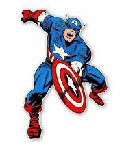 Captain America Sticker Vinyl Decal 4-294