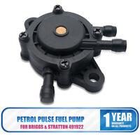 12V Universel Noir Basse Pression Pompe à Carburant Essence pour Briggs&Stratton