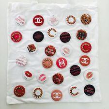 28 Spille Chanel da collezione + borsa in pezza