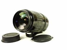 Canon EF 100-300 mm f/4.5-5.6 Ultrasonic Auto Focus Lens w/Caps .