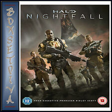 HALO - NIGHTFALL- Mike Colter **BRAND NEW DVD ***