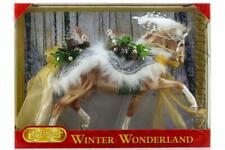 Breyer Winter Wonderland 700120  NEW 2017 Traditional Holiday Christmas Horse LE