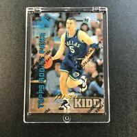 JASON KIDD 1994 TOPPS STADIUM CLUB #47 MEMBERS ONLY FINEST ROOKIE PICKS NBA HOF