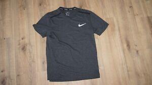 Nike Laufshirt Grau Größe M Running