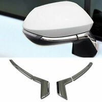 fits Toyota Corolla Hatchback 2019 2020 Rearview Mirror Cover Trim w/ Turn Light
