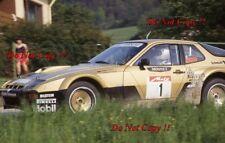 Walter Rohrl Porsche 924 Carrera GTS Metz Rally 1981 Photograph 2