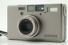 *Near Mint+++* Contax T3 Silver Point Shoot Film Camera From JAPAN