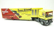 1:87... Herpa -- camiones renault remolcarse linea directa // 3 J 789