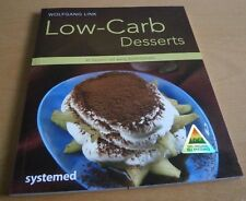 Low-Carb-Desserts Wolfgang Link