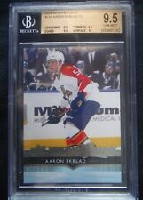 2014-15 UD Young Guns BGS 9.5 Rookie *AARON EKBLAD* RC! Florida 2015 Upper Deck