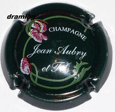 Capsule de Champagne : Extra  !!!  AUBRY Jean , n°8 vert foncé