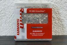 SRAM PC991 CrossStep PC 991 9-fach Kette Kult Retro NEU NOS NIB OVP Powerlink