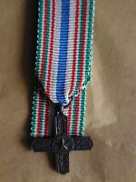 croce mignon ordine di vittorio veneto reduci 1° guerra mondiale 1918 1968