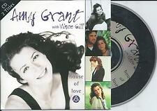 AMY GRANT & VINCE GILL - House of love CD SINGLE 2TR EU CARDSLEEVE 1995