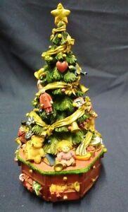 Christmas music box Christmas tree 🎄