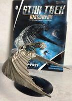 Star Trek Discovery Starships Collection Eaglemoss #4 Klingonischer Bird-of-Prey