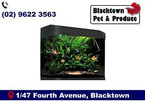 AquaOne AquaStyle-620 90-Litre Fish Tank Aquarium w/ Light, Filter, Pump & Media