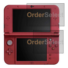Anti-Scratch LCD Ultra Clear HD Skin Screen Protector for Nintendo 3DS XL (2015)