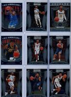 2019-20 Panini Prizm Draft Picks Basketball Singles #S 1-100 - Pick Your Players