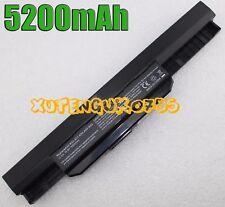 Laptop Battery for ASUS A32-K53 K53U A53E A53SC A54 A54C A54HR 5200mAh A42-K53