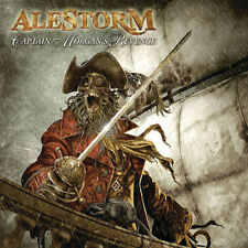 ALESTORM - Captain Morgans Revenge CD NEU
