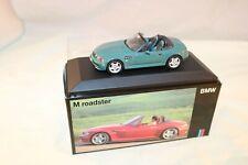 Minichamps 1:43 BMW M Roadster Green mint in box all original DEALERBOX