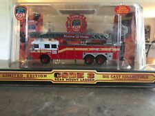 code 3 collectibles fdny Harlem Hilton