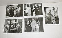 April Showers~1948 Movie~Five 8x10 B/W Stills~Photos~Ann Sothern~Jack Carson