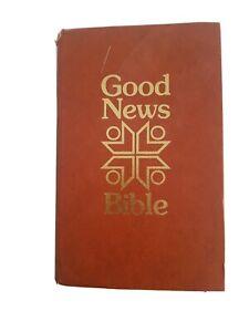 Good news bible hardback