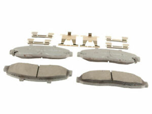 Front Brake Pad Set Wagner 4YZZ76 for Lincoln Blackwood 2002