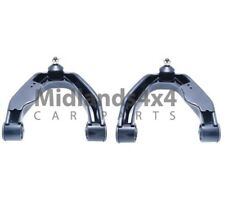 For Nissan Navara Pickup D22 1998-2004 Front Upper Left + Right Control Arm Pair