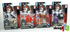 *TRANSFORMERS - TITANS RETURN - OVERBOARD, RAMHORN, APEFACE & AUTOBOT PTERO**