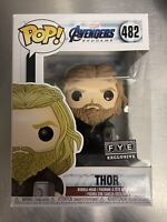 FUNKO POP! THOR 482 AVENGERS ENDGAME FYE EXCLUSIVE In Hand Loki's Brother