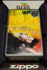 Zippo 28257 bob marley black matte finish Brass smoking windproof Lighter NEW
