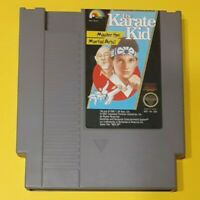 THE KARATE KID Original Game Cartridge NINTENDO NES
