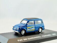 Fiat 500 Giardiniera   1964  blau   /    IXO/Altaya   1:43