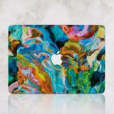 Colorful Macbook Air 11 13 Printed Bottom Case Marble Macbook 12 Pro 13 15 Top