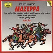 Sergej Larin Galina Gorchakova : Tchaikovsky - Mazeppa  Leiferkus · Gorc CD